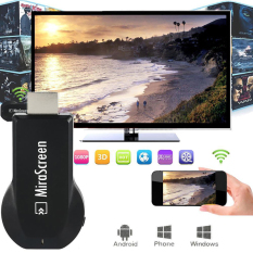 Mirascreen Miracast TV Stick AirPlay Dongle HD Projection For Iphone 5.6