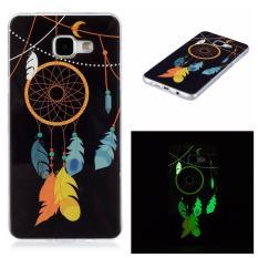Moonmini Case for Samsung Galaxy A5(2016) A510 Luminous Effect Fluorescent Glow Soft Back