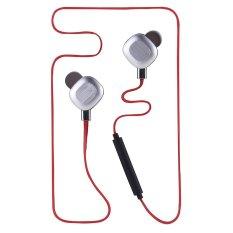 Morul U5 IPX7 Bluetooth Headset - Merah