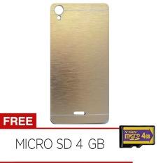 Flipcase Ume Classic Smartfren Andromax L Flip Case Cover Max Stand. Source · Motomo Metalicase For Infinix Hot Note X551 - Emas + Gratis Memory 4GB