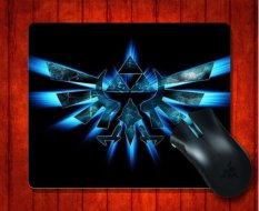 MousePad Hyrule Crest24 Game For Mouse Mat 240*200*3mm Gaming Mice Pad - Intl