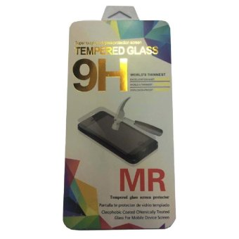 MR Tempered Glass For Oppo A57 Screen Protector / Pelindung LayarHandphone / Screen Guard / Temper Oppo - Clear