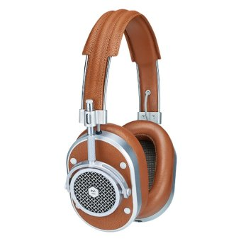 Naster & Dynamic MH40 - Brown Silver