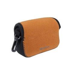 NEOPine Elastic Neoprene Camera Case Bag For Canon Powershot G5XDigital SLR Camera (Brown)