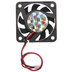 New 2 Pins 12V DC CPU Cooler Cooling Case Fan Heatsink Fr PC Computer 40x40x10mm (Intl)