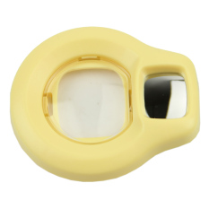 New Close-up Lens Rotary Self-Shot Mirror For FujiFilm Instax Mini 7.8 Camera (Yellow) (Intl)