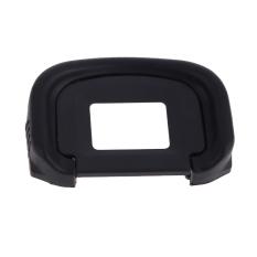 New karet lensa mata Eyecup untuk CANON menyemangatinya 7D 1D3 1DX 5D3 kamera + hitam -