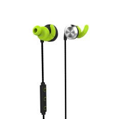 New Morul U2 Wireless Headphone Waterproof IPX7 Bluetooth HeadsetMagnetic Sweat Proof Earphone Stereo Sport Headphones With Mic (Color:Silver)