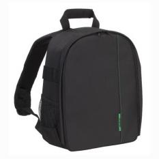 New Pattern DSLR Camera Bag Backpack For Camera D3200 D3100 D5200 D7100 (Intl)