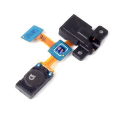 New Replacement Earpiece & Headphone Jack For Samsung N5100 (Multicolor)