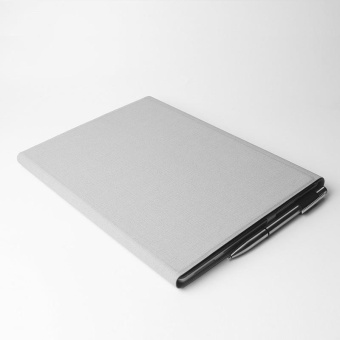 New Slim Lightweight Smart-shell Stand Cover Case for MicrosoftSurface Pro 4 - Light Grey