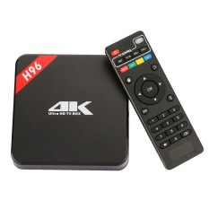 Newest And Most Powerful H96Plus Android TV Box Amlogic S905 Quad Core Android 5.1 ROM 16GB Smart TV Box