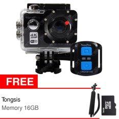 NexPro Action Camera Dream 001 (4K) 20MP - WiFi