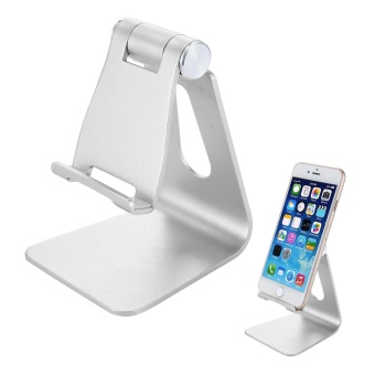 niceEshop Adjustable Cell Phone Stand,iPhone Stand :Cradle, Dock, Holder For Switch, IPhone 7 6 6s Plus 5 5s 5c Ch - intl