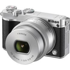 Nikon 1 J5 Kit 10-30mm - Silver