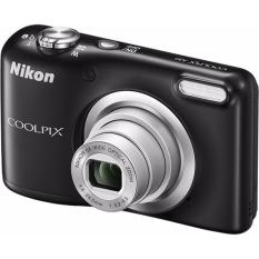 Nikon Coolpix A10 - 16.1 MP - 5x Optical Zoom - Black