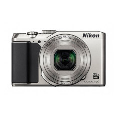 Nikon Coolpix A900 NFC Bluetooth Wifi Built in Digital Cameras 20 MP 20x Optical Zoom- Silver