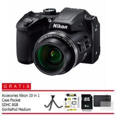 Nikon Coolpix B500 Digital Camera (Paket OKE OCE)