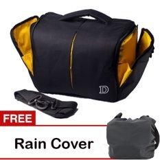Nikon Tas Kamera 2 Lensa Gratis Raincover