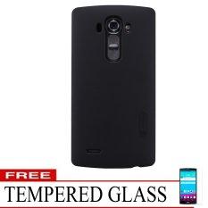 Putih Free Screen Protector Source · Nillkin LG G4 Super Frosted Shield Hitam .