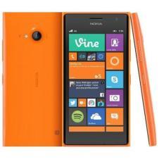 Nokia Lumia 730 Dual Sim - 1GB RAM - Orange (Orange 8GB)