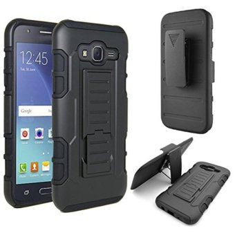 OEM Case Samsung Galaxy J7 2016 J710 Millitary Hybrid Armor RobotKickstand Standing Hardcase Backcase Casing Cover Hp