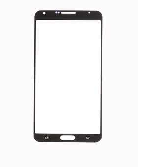 OEM for Samsung Galaxy Note 3 SM-N900 N9005 n9006 9008 N900A N900TOuter Screen Glass Lens - White - intl