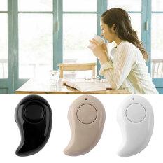 OH 2015 Mini Wireless Bluetooth Stereo In-Ear Earphone (White)