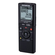 Olympus VN-741PC Digital Voice Recorder - Hitam