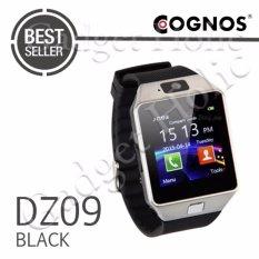 Onix Cognos ZGPAX Smartwatch S29 DZ09 - Hitam - Strap Karet