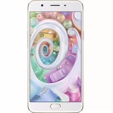 Oppo F1s Plus Ram 4GB Rom 64GB RoseGold 2017 Garansi Resmi Oppo Indonesia 1Tahun