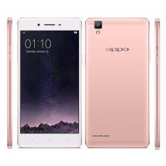 Oppo F1s Selfie Expert 4G PLUS - 4GB RAM - 64GB - Gold (Emas)