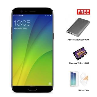 OPPO F3 Plus Smartphone Black 64GB4GB Free 3