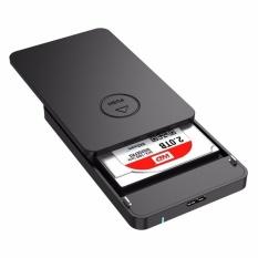 ORICO 2569S3 USB3.0 Mirco-B External Hard Disk Box Storage Case For 9.5mm 2.5 Inch SATA HDD / SSD(Black) - intl