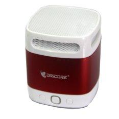 Oricore S12i Portable Speaker Bluetooth V 4.0 + EDR - Garnet Red