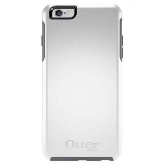OtterBox Asli iPhone 6 Plus-6s Plus Case - Symmetry Series -Glacier white