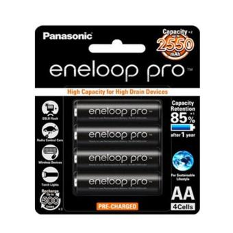 Jual Gp Batteries 380afh 3700mah Batere Nimh Baterai Rechargeable Source · Panasonic Eneloop Pro 2550mah isi