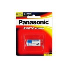 Panasonic Lithium CR-123A 3v - Putih