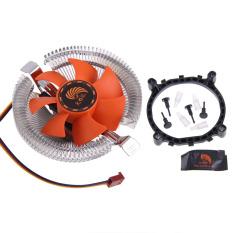 PC CPU Cooler Cooling Fan Heatsink For Intel LGA77.1155 AMD AM2 AM3 754 (Intl)