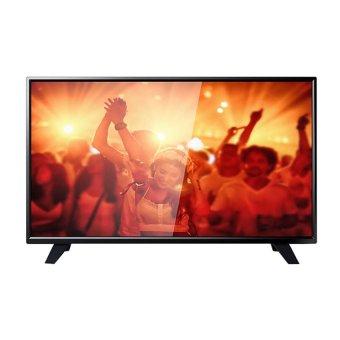 "Philips 39"" LED HD TV - Hitam (Model 39PHA4251S/70)"