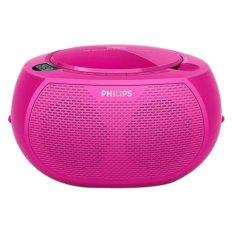 Philips AZ100C Soundmachine CD Player - Pink