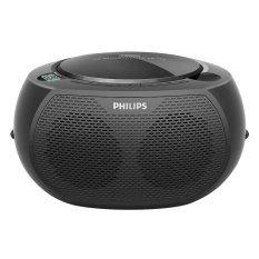 Philips CD Soundmachine AZ100 - CD Player - Hitam