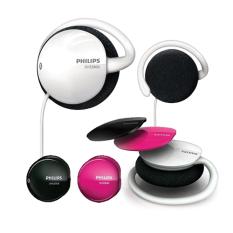 Philips Earclip Headphones SHS3800 (Export) - Intl
