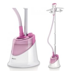 Philips GC-504 Garment Steamer - Putih/Pink