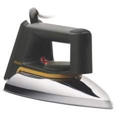 Philips HD1172 Dry Iron - Hitam