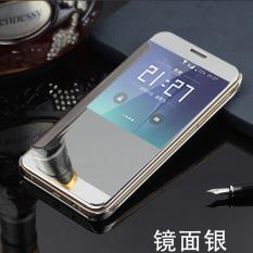 ... Plating PC Mirror Flip Case Cover with Dormance For Xiaomi Redmi Note 3 Redmi Note