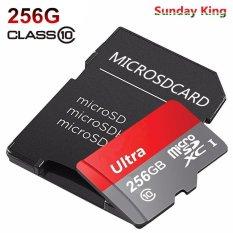 Plus 80MB/s 256GB Micro SD Memory Card Cameras Camera Accessories Memory Cards Micro SD Cards - intl