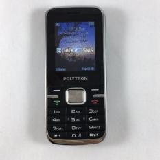 Polytron C202 Dual Sim Candybar - 2.4