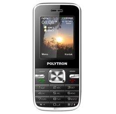 Polytron C202 Dual SIM - Hitam