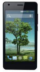 """Polytron Smartphone Rocket S1 R245.4,5"""" - 512MB + 4GB - Violet"""